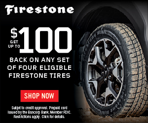 Firestone Sept/Oct/Nov 2019 Promotion
