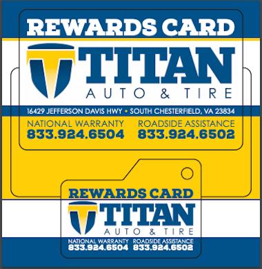 location specific rewards card