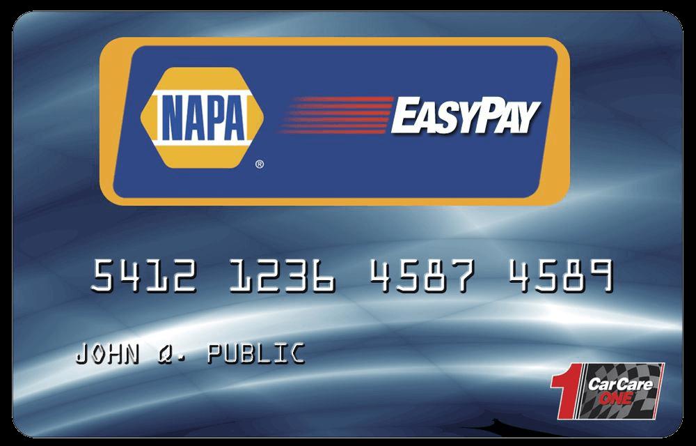 Napa Financing